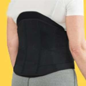 Thermoform Back Supports